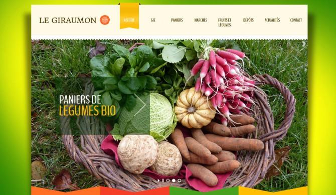Nouveau site du GIE Le Giraumon !