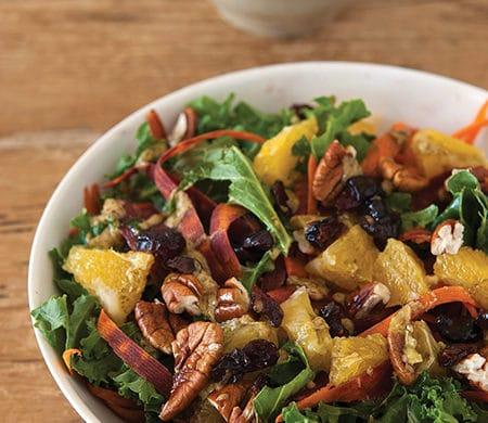 Recette pour des salades qui font envie !