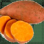 La petite nouvelle : la patate douce